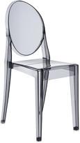 Kartell Victoria Ghost Chair - Smoke Grey