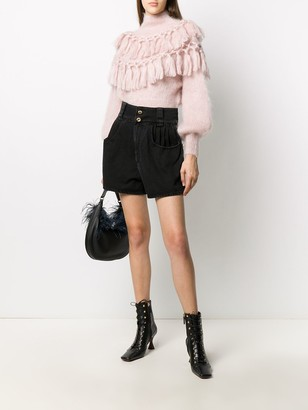 Zimmermann Fringe Detail Jumper
