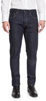 Tom Ford Regular-Fit New Indigo Stretch-Denim Jeans, Indigo