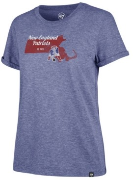'47 Women's New England Patriots State Love T-Shirt