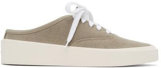 Fear Of God Beige 101 Backless Sneakers