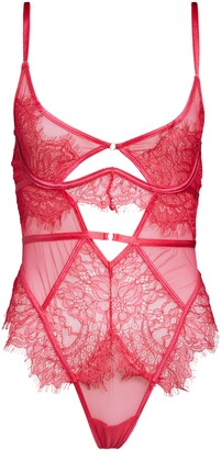 Ann Summers The Enduring Underwire Thong Bodysuit