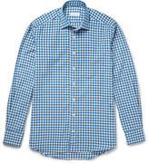 Etro - Gingham Cotton-flannel Shirt