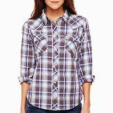 Levi's Levi's® Button-Front Plaid Shirt
