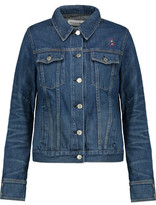 Rag & Bone Embroidered Denim Jacket