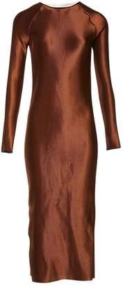 Barbara Casasola Metallic Dress for Women