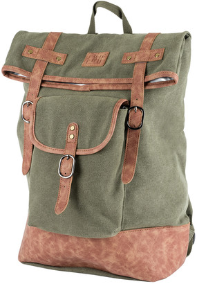 Foster & Rye Insulated Canvas Cooler Adventure Backpack
