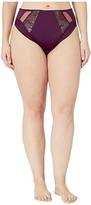 Elomi Eugenie High Leg Brief (Gilded Berry) Women's Underwear