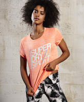 Superdry SD Sport Fitspiration T-shirt