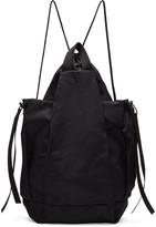 Satisfy Black Bombardier Gym Bag