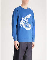 Anglomania Orb cotton-jersey sweatshirt