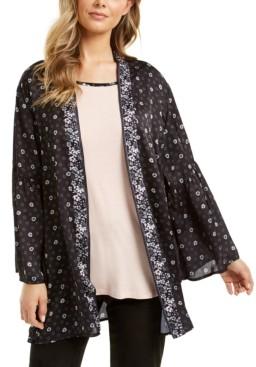 Vera Bradley Sofie Kimono Wrap Robe