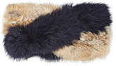 Eugenia Kim Women's Fur Kristi Headband-NAVY