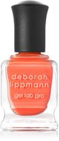 Deborah Lippmann Gel Lab Pro Nail Polish - Hot Child In The City