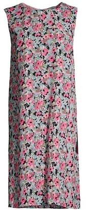 M Missoni Floral Sleeveless Dress