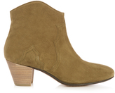 Etoile Isabel Marant Dicker 55mm suede ankle boots