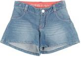 GUESS Denim shorts - Item 42620864
