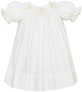 petit bebe Smocked Cross Dress