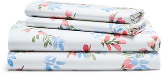 Ralph Lauren Maggie Floral Sheet Set