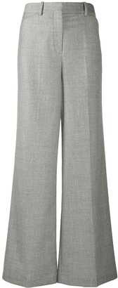 Theory High-Rise Wide-Leg Trousers
