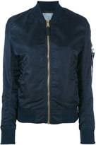 Alpha Industries arm pocket bomber jacket - women - Nylon - M