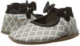 Robeez Modern Diamond Soft Sole Girl's Shoes