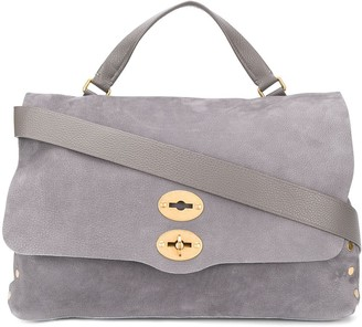 Zanellato double twist-lock tote bag