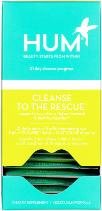 Hum Nutrition Cleanse to the Rescue 21-Day Cleanse Program