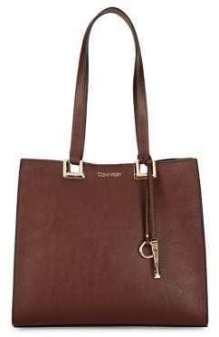 Calvin Klein Square Tote Bag