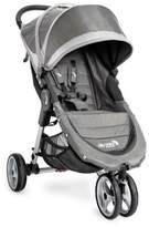 Baby Jogger City Mini® 3-Wheel Single Stroller in Steel/Grey