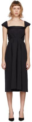 Brock Collection Black Patti Dress