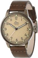 Laco / 1925 Laco 1925 Men's 861785 Analog Japanese Automatic Brown Leather Watch