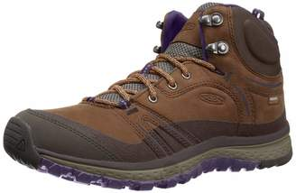 Keen Women's Terradora Leather mid wp-w Hiking Shoe