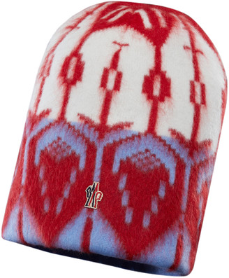 MONCLER GENIUS 3 Moncler Grenoble Genius Wool And Cashmere Beanie