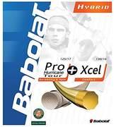Babolat Pro Hurricane Tour 17 / Xcel 16 Hybrid Tennis String
