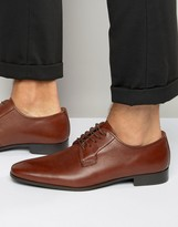 Aldo Glarelle Oxford Shoes In Tan