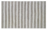 Threshold Tufted Bath Rug - Natural Stripe