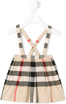 Burberry Sofia check skirt - kids - Cotton - 6 mth