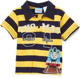 Children's Apparel Network Thomas the Tank Engine Stripe Polo - Infant & Toddler