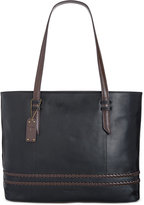 Tignanello Classic Boho Vintage Leather Tote