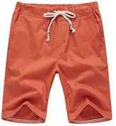 JY FASHION Men's Classic Cargo Pants Beach Shorts