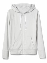 Gap Performance jersey zip hoodie