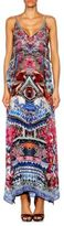 Camilla Chinese Whispers Layered Silk Gown