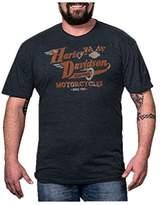 Harley-Davidson Men's Vintage Speed Racing Short Sleeve T-Shirt