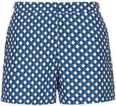 Orlebar Brown Setter Morne pattern swim shorts