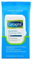 Cetaphil Gentle Skin Cleansing Cloths - 25 count