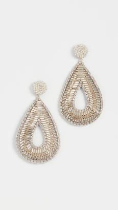 Deepa Gurnani Abia Earrings