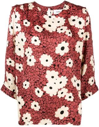 BA&SH Bali floral print blouse