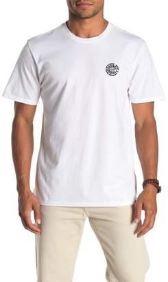 Hurley Premium Eternal Carve Graphic Logo T-Shirt