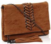 Vieta Vegan Leather Clutch Bag